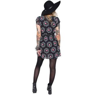 šaty dámske IRON FIST - Ring Around The Rise - Black, IRON FIST