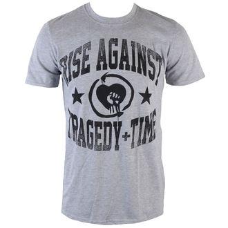 tričko pánske Rise Against - Tragedy Time - PLASTIC HEAD, PLASTIC HEAD, Rise Against