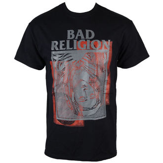 tričko pánske Bad Religion - Maria - KINGS ROAD - Black, KINGS ROAD, Bad Religion