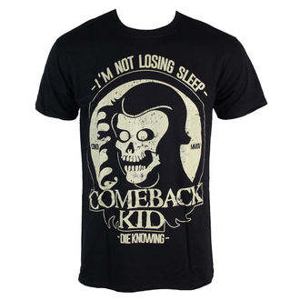 tričko pánske Comeback Kid - Reaper - Black - KINGS ROAD, KINGS ROAD, Comeback Kid