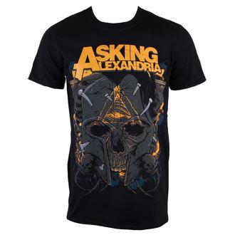 tričko pánske Asking Alexandria - Skull - PLASTIC HEAD, PLASTIC HEAD, Asking Alexandria