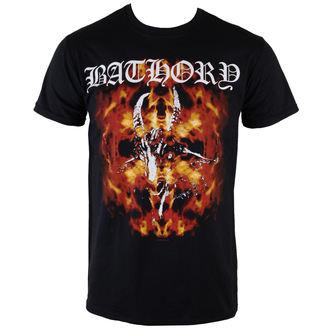 tričko pánske Bathory - Fire Goat - PLASTIC HEAD, PLASTIC HEAD, Bathory