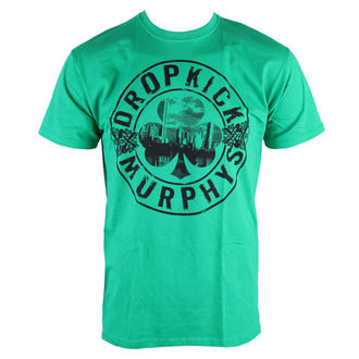 tričko pánske Dropkick Murphys - Boot - Green Kelly - KINGS ROAD, KINGS ROAD, Dropkick Murphys