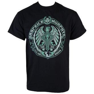 tričko pánske Dropkick Murphys - Celtic Invasion Eagle - Black - KINGS ROAD, KINGS ROAD, Dropkick Murphys