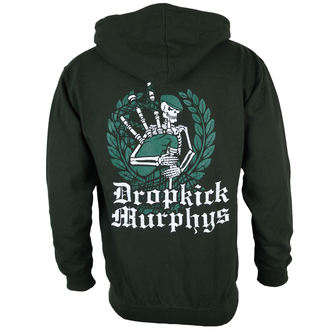 mikina pánska Dropkick Murphys - Piper - Green Forest - KINGS ROAD, KINGS ROAD, Dropkick Murphys