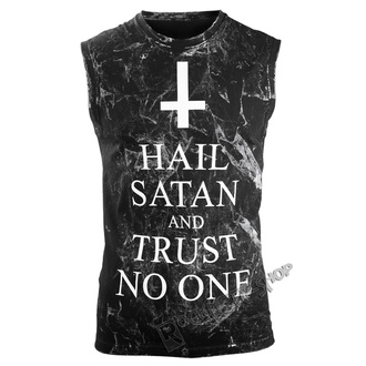 tielko pánske AMENOMEN - HAIL SATAN AND TRUST NO ONE, AMENOMEN