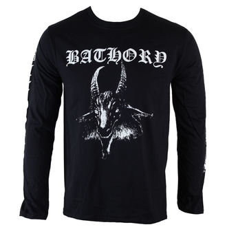 tričko pánske s dlhým rukávom Bathory - Goat - PLASTIC HEAD, PLASTIC HEAD, Bathory