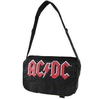 taška AC/DC - Logo - PLASTIC HEAD, PLASTIC HEAD, AC-DC