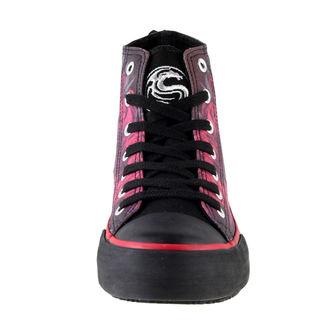 topánky dámske SPIRAL - Blood Rose, SPIRAL