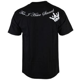 tričko pánske MAFIOSO - Confessions - Black, MAFIOSO