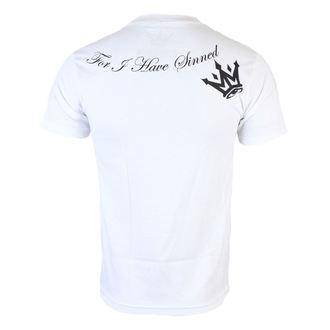 tričko pánske MAFIOSO - Confessions - White, MAFIOSO