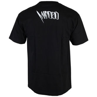 tričko pánske MAFIOSO - Problem Solver - Black, MAFIOSO