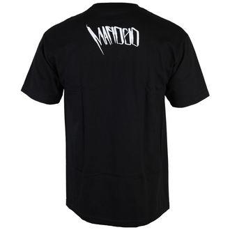 tričko pánske MAFIOSO - Body Art - Black, MAFIOSO