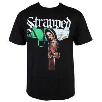 tričko pánske MAFIOSO - Strapped - Black, MAFIOSO