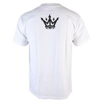 tričko pánske MAFIOSO - Mobbin 2.0 - White, MAFIOSO