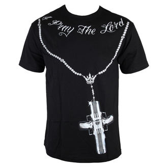tričko pánske MAFIOSO - Confessions 2 - Black, MAFIOSO
