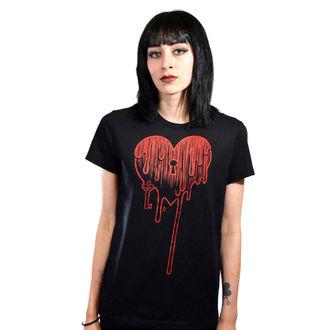 tričko dámske Akumu Ink - Bleeding Heart, Akumu Ink