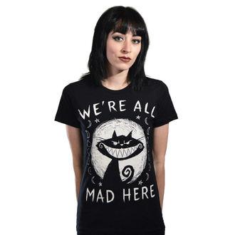 tričko dámske Akumu Ink - We´re All Mad Here, Akumu Ink