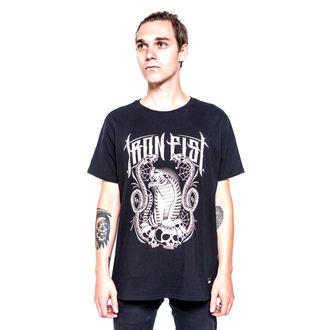 tričko pánske IRON FIST - Tiger Strike - Black, IRON FIST