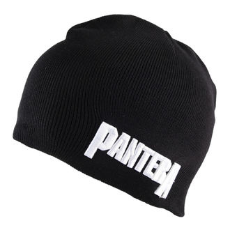 čiapka Pantera - Logo Cotton - Black, ROCK OFF, Pantera