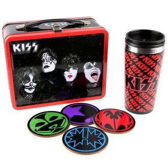 puzdro na desiatu Kiss - Tin Tote, Kiss