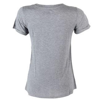 tričko dámske Jack Daniels - 1866 - Grey, JACK DANIELS