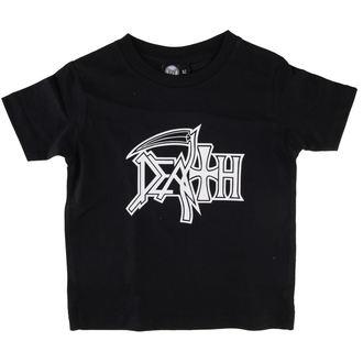 tričko detské Death - Logo - Black - Metal-Kids, Metal-Kids, Death