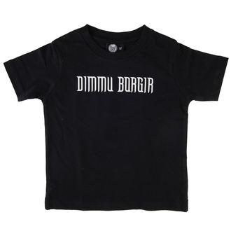 tričko detské Dimmu Borgir - Logo - Black - Metal-Kids, Metal-Kids, Dimmu Borgir