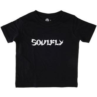 tričko detské Soulfly - Logo - Black - Metal-Kids, Metal-Kids, Soulfly