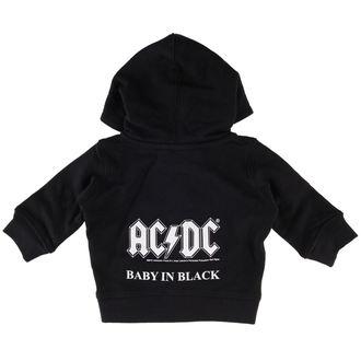 mikina detská AC/DC - Baby In Black - Metal-Kids, Metal-Kids, AC-DC