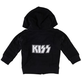 mikina detská Kiss - Logo - Metal-Kids, Metal-Kids, Kiss