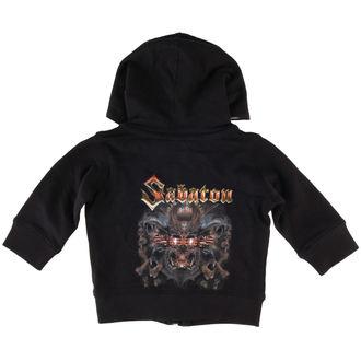 mikina detská Sabaton - Metalizér - Metal-Kids, Metal-Kids, Sabaton