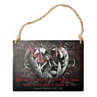 ceduľka ALCHEMY GOTHIC - Forbidden Things - ALHS2