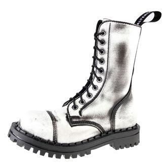 topánky ALTER CORE - 10 dierkové - 351 - White Rub-Off