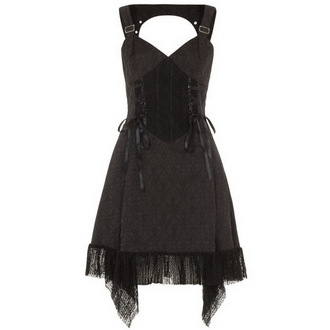šaty dámske JAWBREAKER - Black, JAWBREAKER