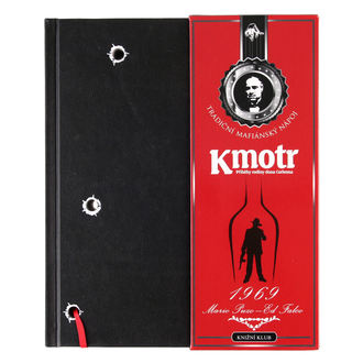 kniha Kmotr - Príbehy rodiny dona Corleona