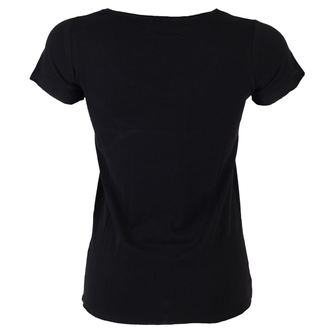 tričko dámske Alice Cooper And Zadné - BLK - AMPLIFIED, AMPLIFIED, Alice Cooper