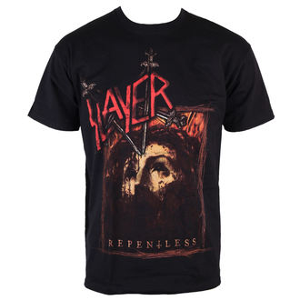 tričko pánske Slayer - Repentless - ROCK OFF - SLAYTEE29MB