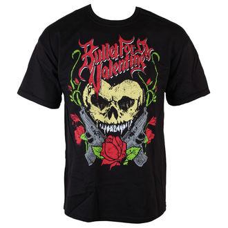 tričko pánske Bullet For my Valentine - Heart Skull - BRAVADO, BRAVADO, Bullet For my Valentine