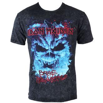 tričko pánske Iron Maiden - Brave New World Puff - ROCK OFF, ROCK OFF, Iron Maiden