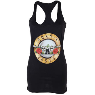 tielko dámske Guns n Roses - Logo - BRAVADO, BRAVADO, Guns N' Roses