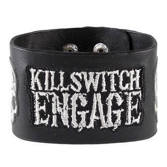 náramok Killswitch Engage - Logo & Skull - BRAVADO, BRAVADO, Killswitch Engage