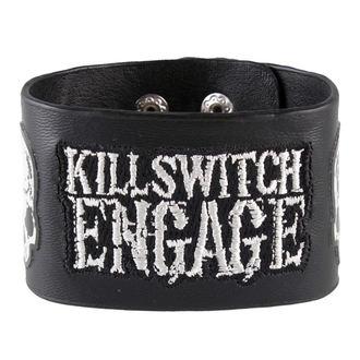 náramok Killswitch Engage - Logo & Skull - BRAVADO, BRAVADO, Killswitch Engage