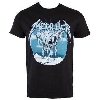 tričko pánske Metallica - Ice Black - BRAVADO, BRAVADO, Metallica