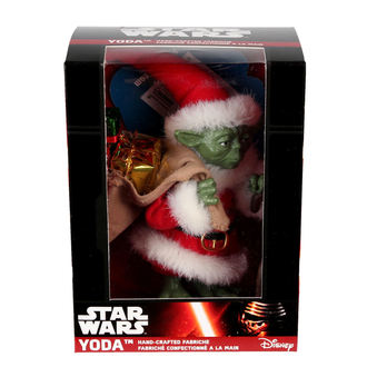 figúrka Star Wars - Yoda Santa Claus, NNM, Star Wars