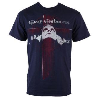 tričko pánske Ozzy Osbourne - Lookup Ozzyt Navy - BRAVADO, BRAVADO, Ozzy Osbourne