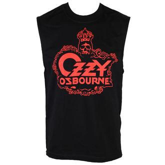 tielko pánske Ozzy Osbourne - Skull Logo - BRAVADO, BRAVADO, Ozzy Osbourne