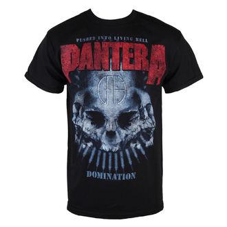 tričko pánske Pantera - Domination - BRAVADO, BRAVADO, Pantera