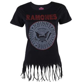 tričko dámske Ramones - Seal Fringe - BRAVADO, BRAVADO, Ramones