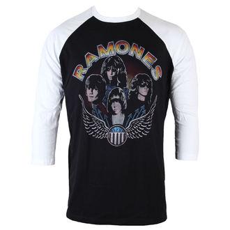 tričko pánske Ramones - Vintage Wings - BRAVADO, BRAVADO, Ramones